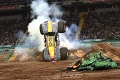 Radek Bilek Monster Jam Barcelona SPAIN 04 06 2016